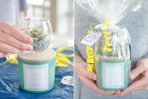 15 Inexpensive Gift Ideas from Target's Dollar Spot - Diy Gift For Girls Ideen Coworker Birthday Gifts, Unique Birthday Gifts, Coworker Gift Ideas, Friend Birthday, Happy Birthday, Target Dollar Spot, Teacher Appreciation Gifts, Teacher Gifts, Thank You Baskets