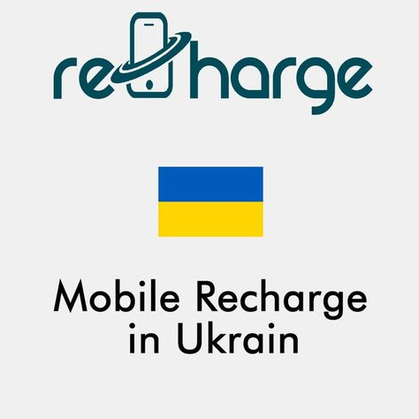 Mobile Recharge in Ukraine. Use our website with easy steps to recharge your mobile in Ukraine. Mobile Top-up Instant & Worldwide. You may call it mobile recharge, mobile top up, mobile airtime, mobile credit, mobile load or whatever you want #mobilerecharge #rechargemobiles https://recharge-mobiles.com/