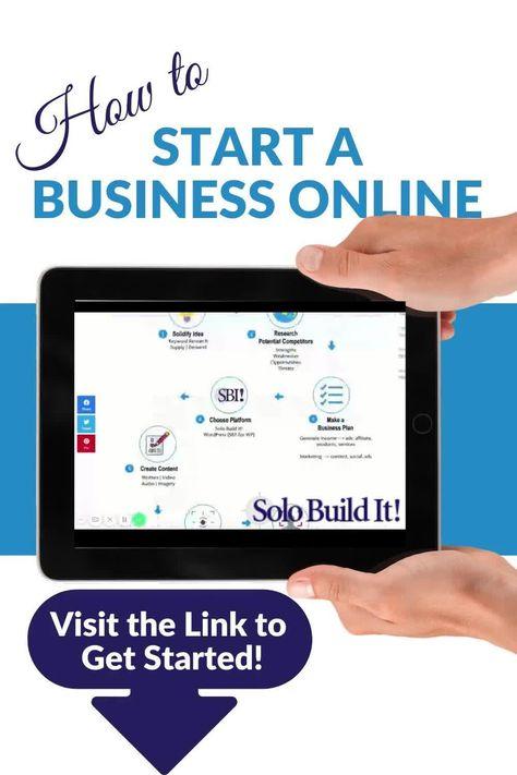 Solo Build It! (SBI!): Solopreneurs Build a Profitable Online Business