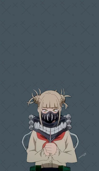 Aesthetic Wallpapers Toga Himiko Yandere Anime Anime Characters Hero Wallpaper