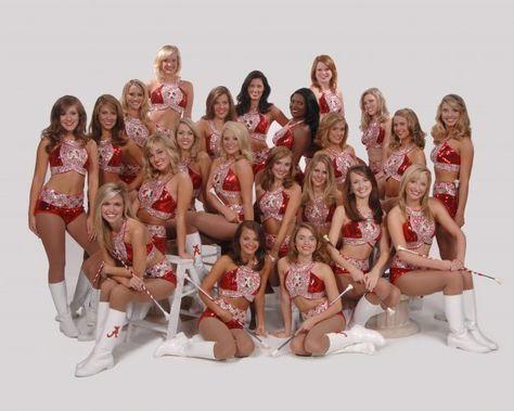 Crimsonette Uniform for 2007-2008