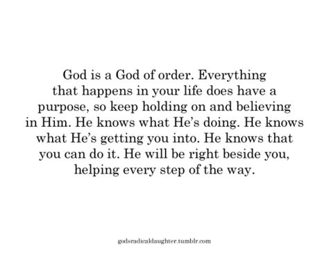 True. When you are unsure about your future, just look to your past...if you are a person of faith, you can see Gods footprints on your life and you know He is there always for those who trust in Him.