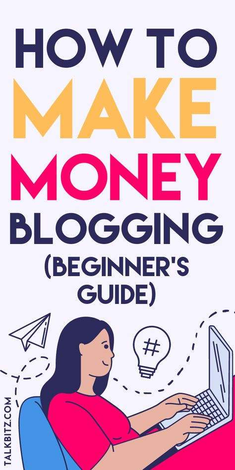 How to Make Money Blogging in 2021 (First $1000 Guide)