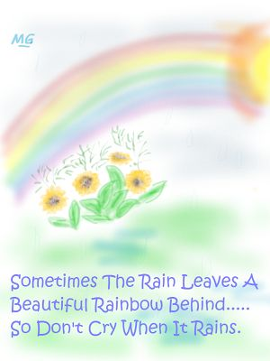 List Of Pinterest After The Rain Quotes Rainbows Images After The