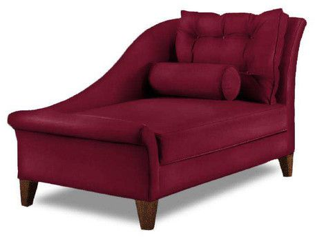 Klaussner Furniture Park Right Arm Facing Chaise Lounge