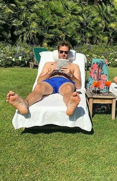 Amateur nude swim suit