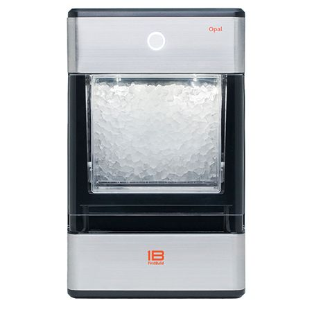 Opal Nugget Ice Maker 24lb Capacity Stainless Steel Walmart Com Nugget Ice Maker Ice Maker Sonic Ice Maker