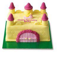 Enchanted Castle Cake Waitrose Amazing cakes Pinterest