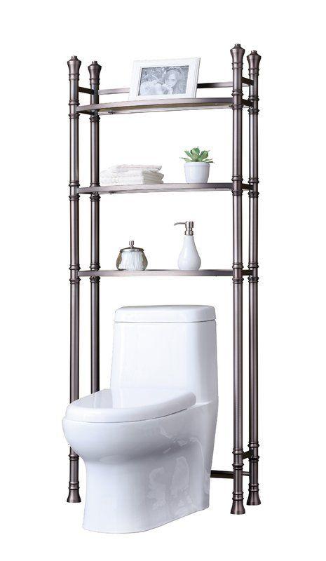 Morecambe 26 W X 70 25 H Over The Toilet Storage Toilet