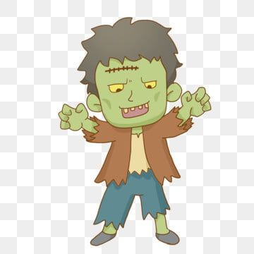 40+ Free Cute Zombie Clipart