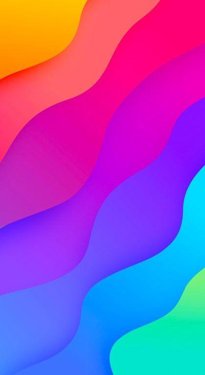 Rainbow Iphonexwallpapers Cool Wallpapers For Phones Wallpaper Iphone Love Inspirational Phone Wallpaper