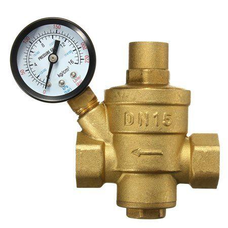 Home Improvement Brass Relief Valve Water