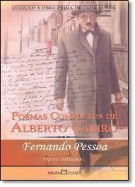 Livro Poemas Completos De Alberto Caeiro Fernando Pessoa Em