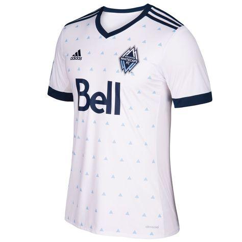 245c01442 Vancouver Whitecaps FC adidas 2017 Primary Replica Jersey - White