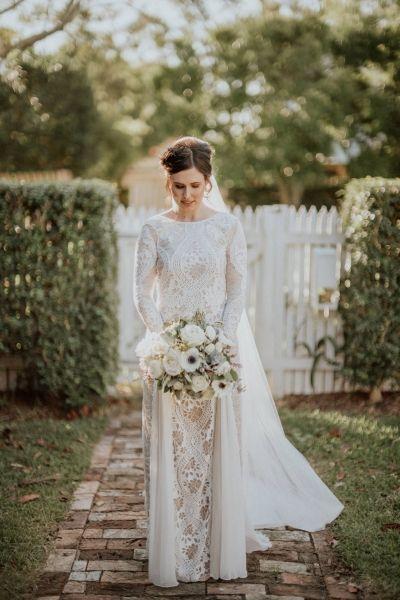 Emma Ryan S Elegant Rustic Country Homestead Wedding Wedding