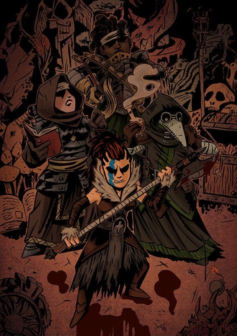 Darkest Dungeon Decorative Urn Inspiration 197 Best Darkest Dungeon Images On Pinterest  Dark Dungeons Inspiration Design