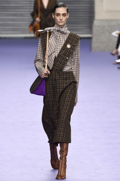 Mulberry Fall 2017 Ready-to-Wear Fashion Show Collection