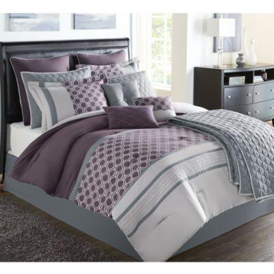 Ensemble A Douillette Carson 12 Pieces Sears Sears Canada Comforter Sets Comforters Home Decor