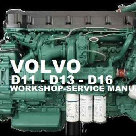 82 Volvo Service Manual ideas | volvo, repair manuals, manual | Volvo D16 Engine Oil Diagram |  | Pinterest
