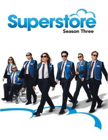 Superstore Season 3 Superstore Tv Seasons Superstore Tv Show