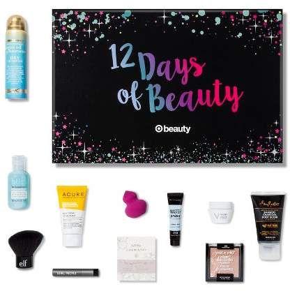 Target Beauty Box Holiday Beauty Advent Calendar Beauty Advent Calendar Target Beauty Holiday Beauty