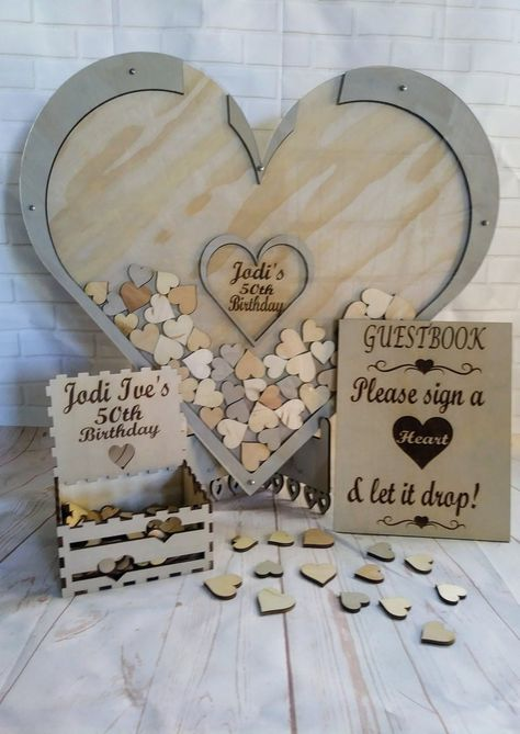 Mothers Day Brunch Discover Items similar to Wedding guest book alternative-unique guest book-heart drop box-wedding shadowbox-wedding frame-personalized guest book-signature frame on Etsy Diy Wedding Favors, Wedding Gifts, Party Favors, Wedding Ideas, Wedding Stuff, Wedding Decorations, Wedding Frames, Wedding Shadowbox, Polaroid Wedding