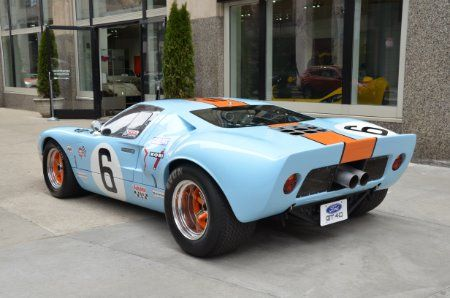 2011 Ford Superformance Gt40 Stock Gc1763b For Sale Near Chicago Il Il Ford Dealer In 2020 Ford Gt Gt40 Ford Gt40