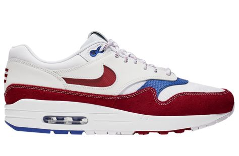 Nike Air Max 1 Puerto Rico CJ1621 100 Release Date | Nike