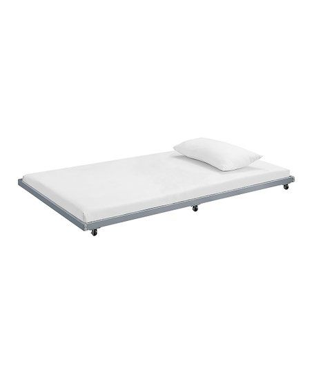 Stay Prepared For Guests And Slumber Parties With This Trundle Bed