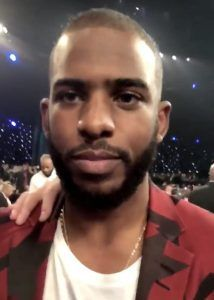 Chris Paul Talks On The Report He Has Beef With Rockets Owners at   NBAAwards (Video) 565c98c89