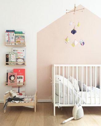 TOP 35 des plus belles chambres de bébé   Chambre bb fille ...
