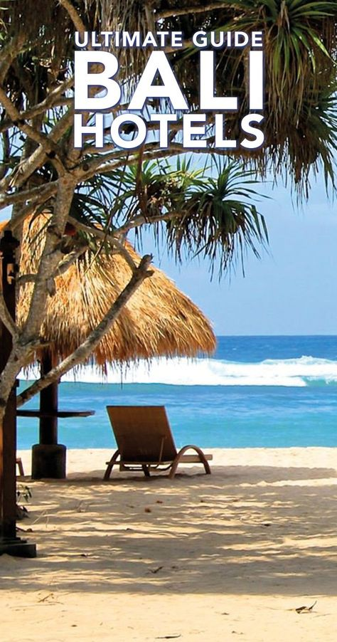The Best Places to stay in Bali broken down by area and price range - Luxury, Mid Range and Budget all tried and tested over 5 visits and including new 2017 travel guide.