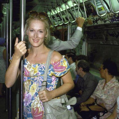 La Streep.