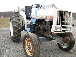 Mitsubishi Mt250 Compact Farm Tractor Parts Tractors Farm Tractor Tractor Parts