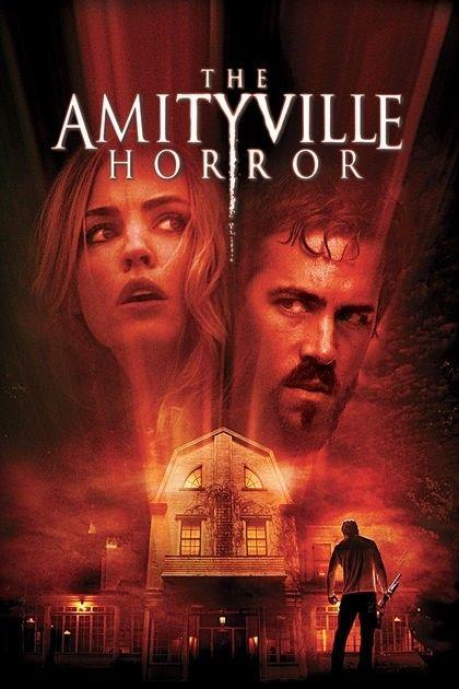 The Amityville Horror 2005 Peliculas En Espanol Carteles De Cine Carteles De Peliculas