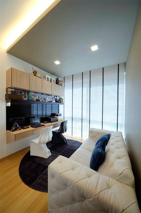 Pin On Home Offices Study Rooms #office #and #living #room #ideas