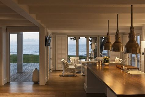 Coastal Perfection: Christian Anderson Architects via Cottonwood Interiors blog