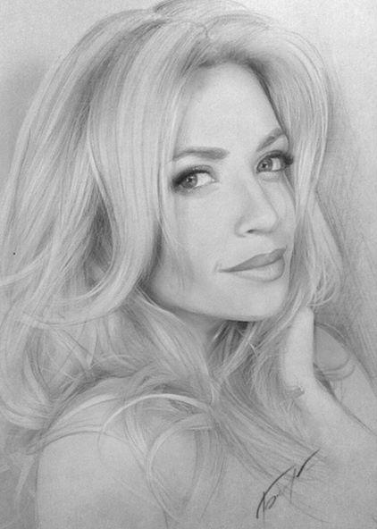 By Vita Biryulina ( pencil drawing )