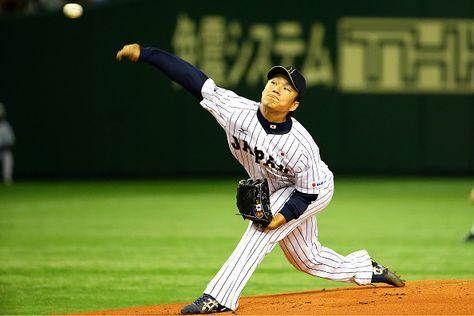 侍ジャパン、4投手でノーヒットノーランを達成 則本が5回をパーフェクト   BASEBALL KING