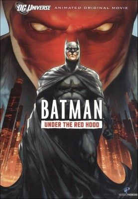 Batman Under The Red Hood Dvd Video Affiliate Red Affiliate