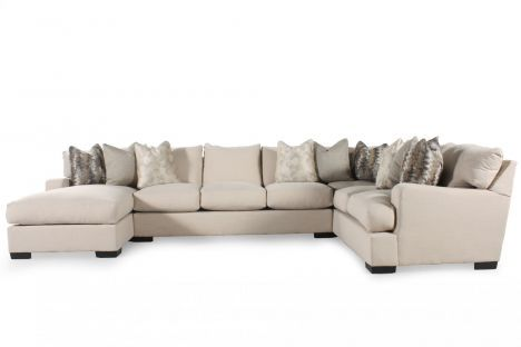 JLO 4PC/VINTAGE   Jonathan Louis Juno Four Piece Sectional | Mathis  Brothers Furniture | Living Room | Pinterest | Living Room Sectional,  Living Rooms And ...