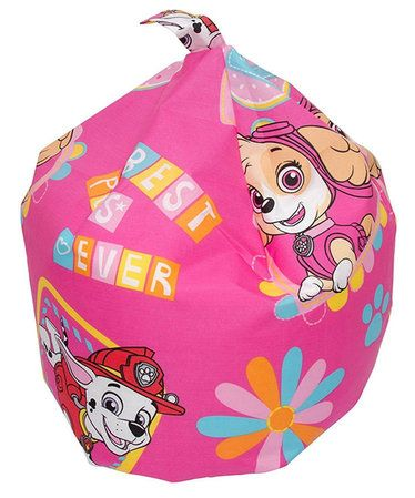 Paw Patrol Beanbag Forever Pink Bean Bag Kids Bean Bags Bean