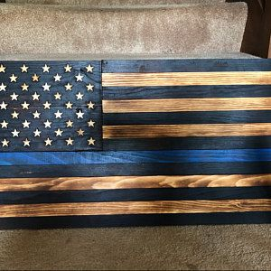 Rustic American Flag Red White And Blue Flag Wooden Flag Etsy With Images Wooden Flag Rustic American Flag Wooden American Flag