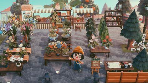 Animal Crossing Pc, Animal Crossing Qr Codes Clothes, Folk, Ac New Leaf, Motifs Animal, Plant Nursery, Rose Nursery, Island Design, Cute Animals