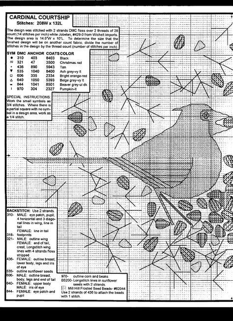 3 Gallery Ru Foto 67 Puckerbrush Disegni Da I Quadri Di Charles Harper Natalytretyak Cross Stitch Bird Cross Stitch Animals Cross Stitch Patterns