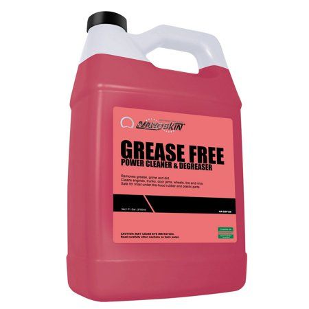 Nanoskin Grease Free Power Clea Ner And Deg Reaser 1 Gallon Walmart Com Power Cleaners Degreasers Grease