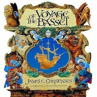 Voyage Of The Basset By James C Christensen Artwork Fantasy