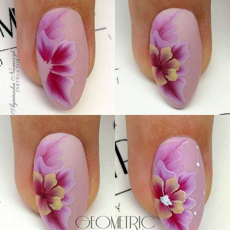 unghie Kwiatuchy kwiatuchy 🌼🌼 One...