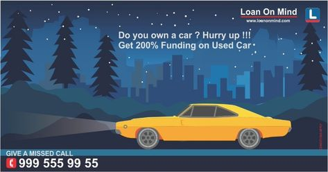 Best Place To Get A Loan >> Loan On Mind Is The Best Place To Get Car Loans In Hyderabad