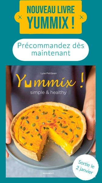 Precommandez Le Livre Thermomix Yummix Simple Healthy Des